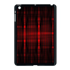 Black And Red Backgrounds Apple Ipad Mini Case (black) by Amaryn4rt