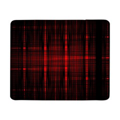 Black And Red Backgrounds Samsung Galaxy Tab Pro 8 4  Flip Case by Amaryn4rt