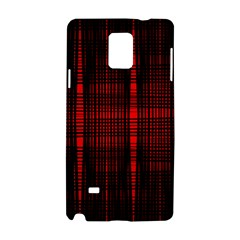Black And Red Backgrounds Samsung Galaxy Note 4 Hardshell Case by Amaryn4rt