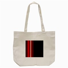 Black And Red Tote Bag (cream) by Amaryn4rt