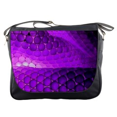 Circular Color Messenger Bags by Amaryn4rt