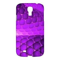 Circular Color Samsung Galaxy S4 I9500/i9505 Hardshell Case by Amaryn4rt