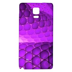 Circular Color Galaxy Note 4 Back Case by Amaryn4rt