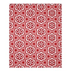 Floral Abstract Pattern Shower Curtain 60  X 72  (medium)  by Amaryn4rt