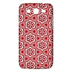 Floral Abstract Pattern Samsung Galaxy Mega 5 8 I9152 Hardshell Case  by Amaryn4rt