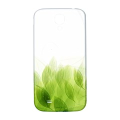 Green Leaves Pattern Samsung Galaxy S4 I9500/i9505  Hardshell Back Case