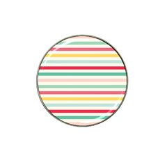 Papel De Envolver Hooray Circus Stripe Red Pink Dot Hat Clip Ball Marker by Amaryn4rt