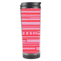 Index Red Pink Travel Tumbler