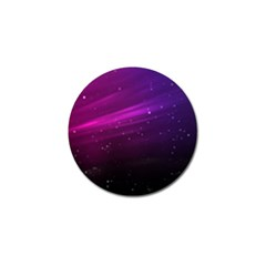 Purple Wallpaper Golf Ball Marker (4 Pack) by Amaryn4rt