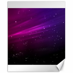 Purple Wallpaper Canvas 16  X 20