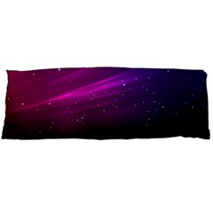 Purple Wallpaper Body Pillow Case Dakimakura (two Sides)