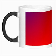 Rainbow Background Morph Mugs