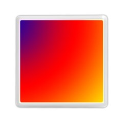 Rainbow Background Memory Card Reader (square)
