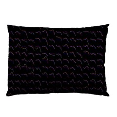 Smooth Color Pattern Pillow Case