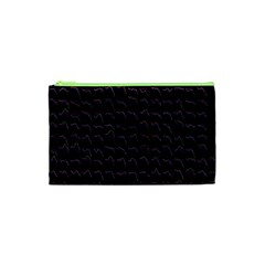 Smooth Color Pattern Cosmetic Bag (xs) by Amaryn4rt