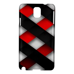 Red Textured Samsung Galaxy Note 3 N9005 Hardshell Case