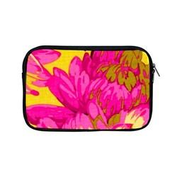 Beautiful Pink Flowers Apple Macbook Pro 13  Zipper Case by Brittlevirginclothing