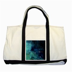 Space Two Tone Tote Bag by Brittlevirginclothing