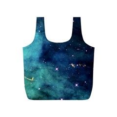 Space Full Print Recycle Bags (s)  by Brittlevirginclothing
