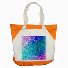 Rainbow Sparkles Accent Tote Bag by Brittlevirginclothing