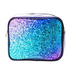 Rainbow Sparkles Mini Toiletries Bags by Brittlevirginclothing