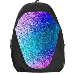 Rainbow Sparkles Backpack Bag by Brittlevirginclothing
