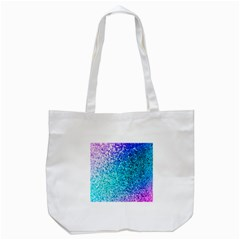 Rainbow Sparkles Tote Bag (white) by Brittlevirginclothing