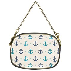 Sailor Anchor Chain Purses (one Side)  by Brittlevirginclothing
