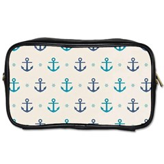 Sailor Anchor Toiletries Bags 2 Side by Brittlevirginclothing