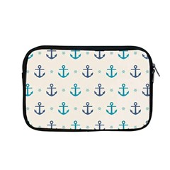 Sailor Anchor Apple Macbook Pro 13  Zipper Case by Brittlevirginclothing