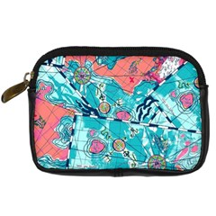 Map Digital Camera Cases by Brittlevirginclothing
