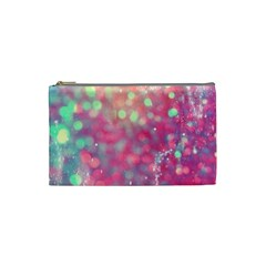 Fantasy Sparkle Cosmetic Bag (small)  by Brittlevirginclothing