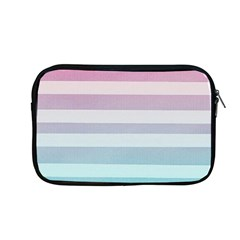 Colorful Horizontal Lines Apple Macbook Pro 13  Zipper Case by Brittlevirginclothing