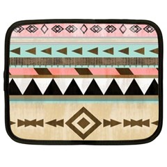 Colorful Bohemian Netbook Case (xxl)  by Brittlevirginclothing