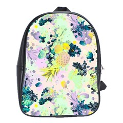 Paint School Bags(large)  by Brittlevirginclothing