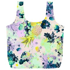 Paint Full Print Recycle Bags (l)  by Brittlevirginclothing