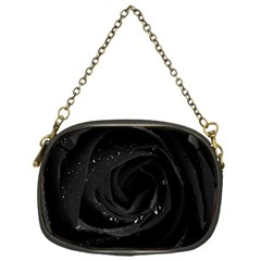 black rose Chain Purses (One Side)  by Brittlevirginclothing