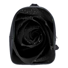 Black Rose School Bags (xl)  by Brittlevirginclothing