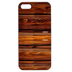 Wood Apple Iphone 5 Hardshell Case With Stand by Brittlevirginclothing