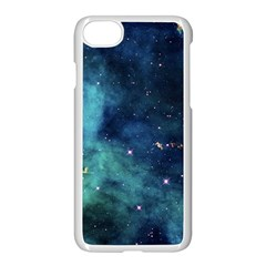 Space Apple Iphone 7 Seamless Case (white) by Brittlevirginclothing