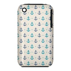 Sailor Anchor Iphone 3s/3gs by Brittlevirginclothing