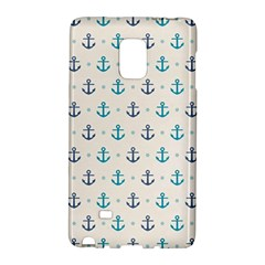 Sailor Anchor Galaxy Note Edge by Brittlevirginclothing