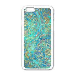 Celtic Apple Iphone 6/6s White Enamel Case by Brittlevirginclothing