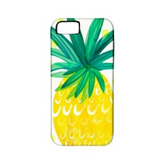 Cute Pineapple Apple Iphone 5 Classic Hardshell Case (pc+silicone) by Brittlevirginclothing