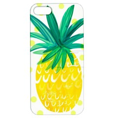 Cute Pineapple Apple Iphone 5 Hardshell Case With Stand by Brittlevirginclothing