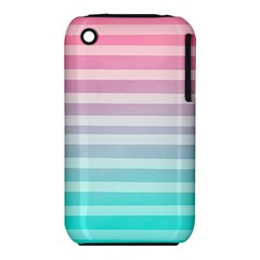 Colorful Vertical Lines Iphone 3s/3gs by Brittlevirginclothing