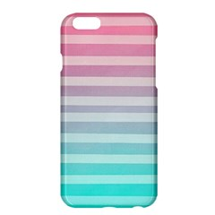 Colorful Vertical Lines Apple Iphone 6 Plus/6s Plus Hardshell Case by Brittlevirginclothing