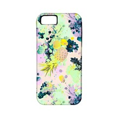 Paint Apple Iphone 5 Classic Hardshell Case (pc+silicone) by Brittlevirginclothing