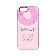 Yummy Donut Apple Iphone 5 Classic Hardshell Case (pc+silicone) by Brittlevirginclothing