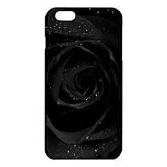 Black Rose Iphone 6 Plus/6s Plus Tpu Case by Brittlevirginclothing
